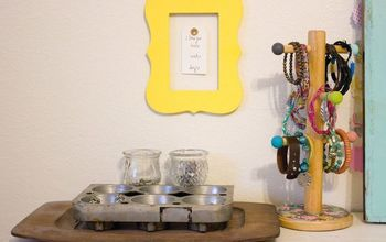 upcycled old kitchen utensils to jewelry holders, crafts, how to, organizing, repurposing upcycling