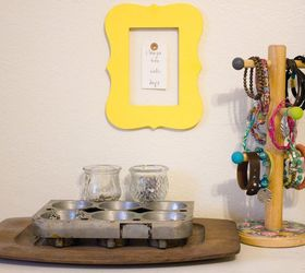 Upcycled Old Kitchen Utensils To Jewelry Holders, Crafts, How To,  Organizing, Repurposing