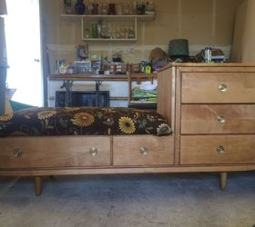 An Old Dresser Given New Life, Painted Furniture, Woodworking Projects