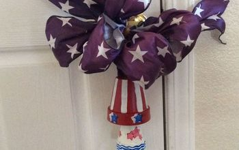 4th of July Wind Chimes