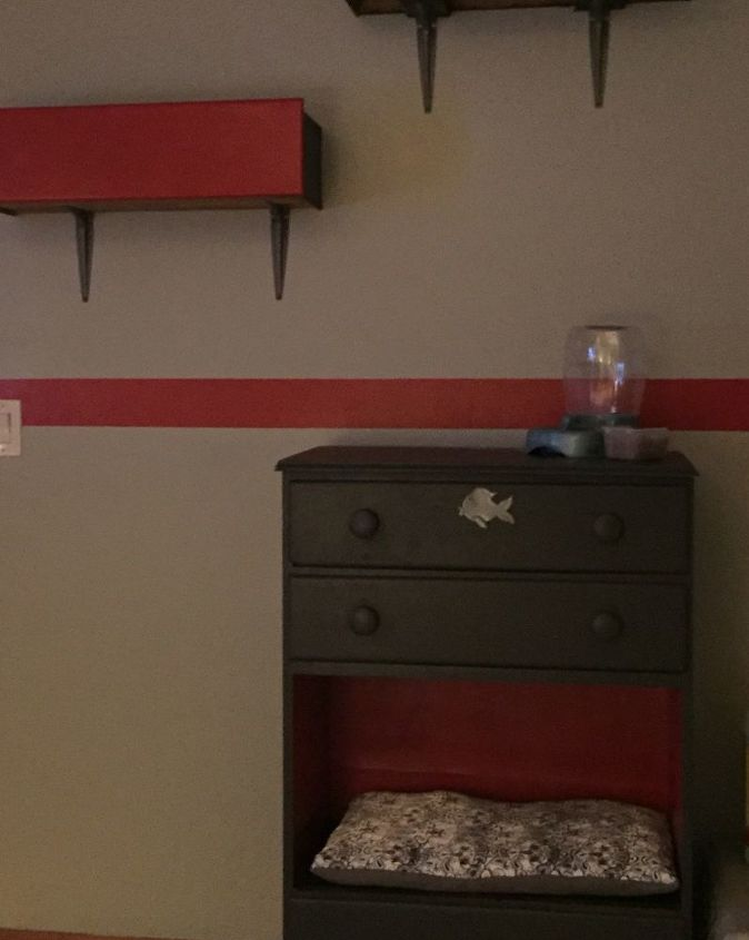 100 room makeover 30dayflip, entertainment rec rooms, home improvement, painting