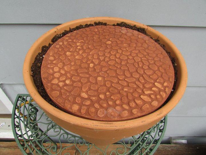 clay pot fairy garden , crafts, gardening, how to