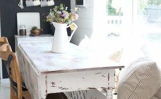 modern farmhouse summer home tour, home decor, rustic furniture