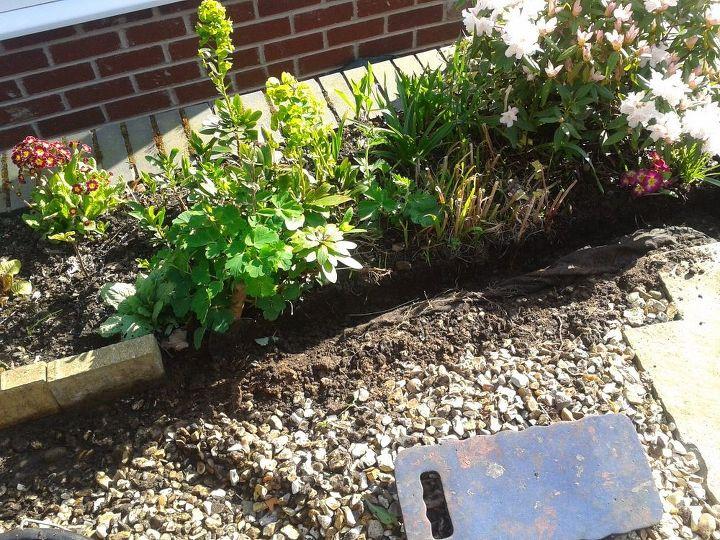 cheap attractive garden border edging hometalk