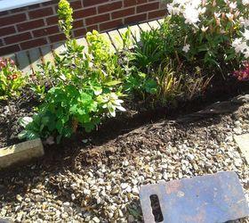 Cheap Attractive Garden Border Edging, Concrete Masonry, Diy, Gardening,  Landscape, Before