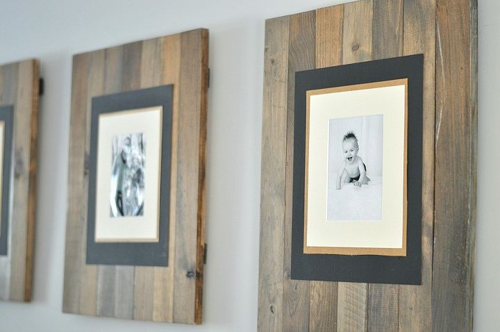 Cheap Wood to Beautiful Photo Frames | Hometalk