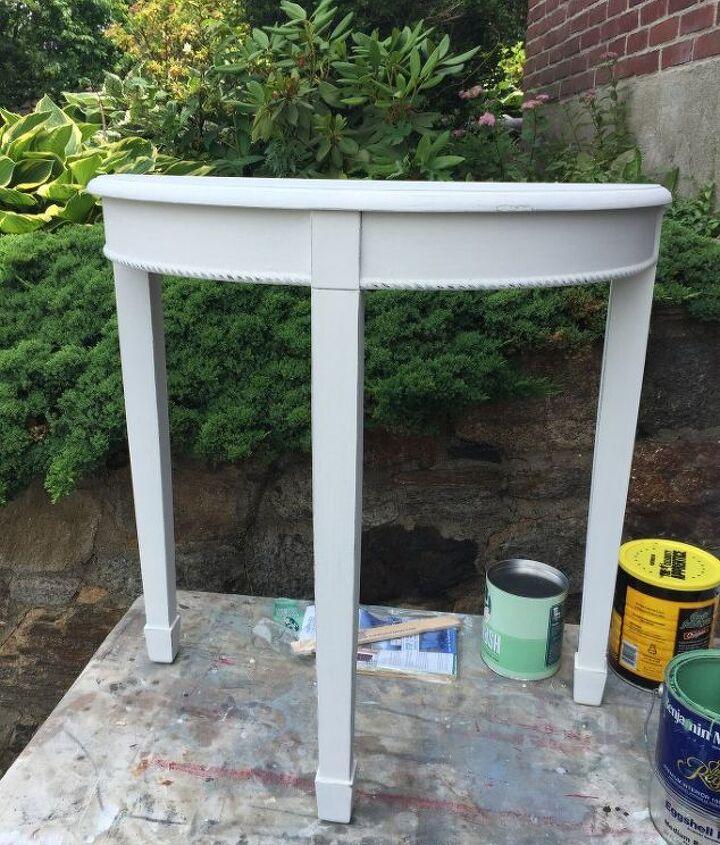 saltwash fab furniture flippin contest june , painted furniture