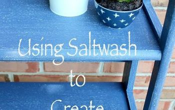 coastal inspirations with saltwash, how to, painted furniture