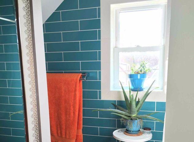 Bright Turquoise Bathroom Ideas Home Decor