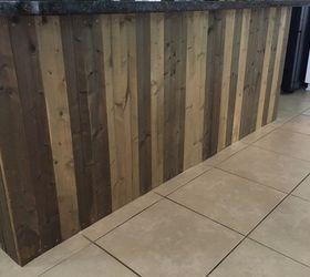 Kitchen Island Makeover Diy Barn Wood , How To, Kitchen Design, Kitchen  Island,