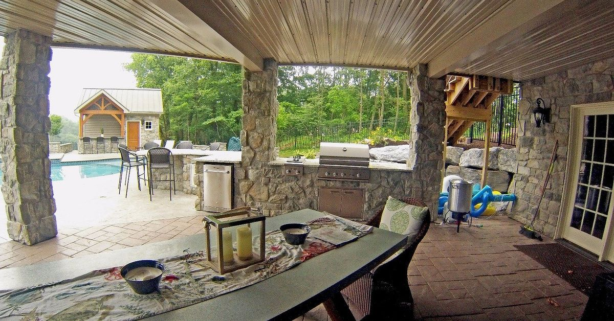 The Complete Outdoor Living Package (GoPro Edition)   Hometalk on Complete Outdoor Living id=11301