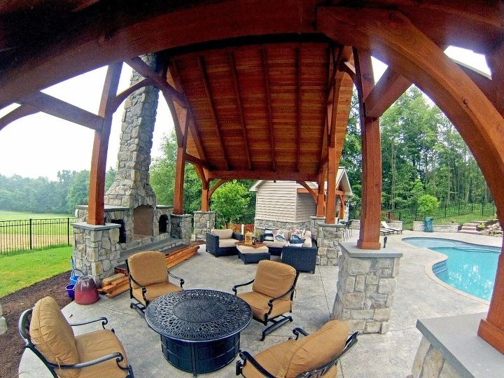 The Complete Outdoor Living Package (GoPro Edition)   Hometalk on Complete Outdoor Living id=99736