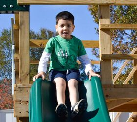 How To Build Your Own Outdoor Playset, Diy, How To, Outdoor Living,