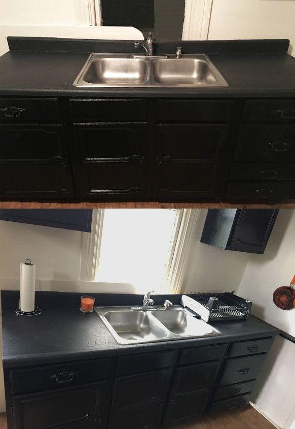 Diy Stone Countertop Remodel Hometalk