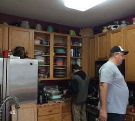 Lovely Kitchen Facelift, Kitchen Cabinets, Kitchen Design, Painting