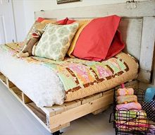 different diy pallet projects for the home, home decor, pallet