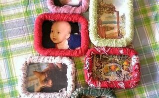 making mini frames from drawer pulls, crafts, how to, repurposing upcycling, wall decor