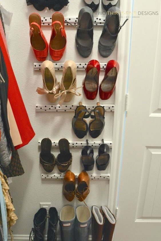 13 Insanely Clever Ways To Store Your Shoes Hometalk