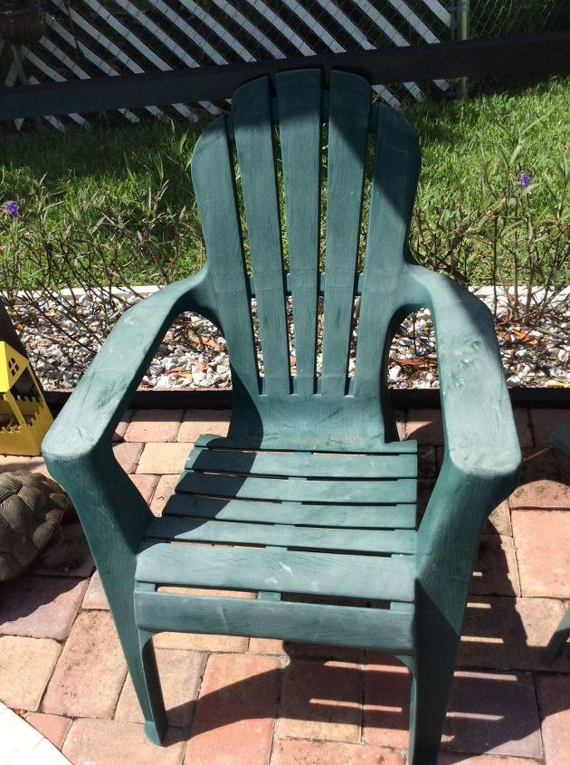 Q Patio Furniture Outdoor Painted