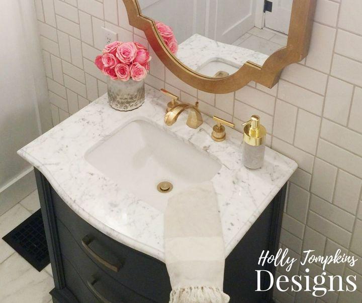 Classic Feminine Bathroom Remodel Hometalk - Bathroom remodel clarksville tn
