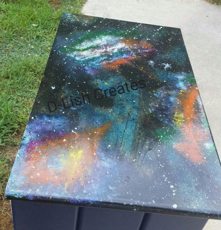 Quot Out Of This World Quot Entertainment Center Using Unicorn