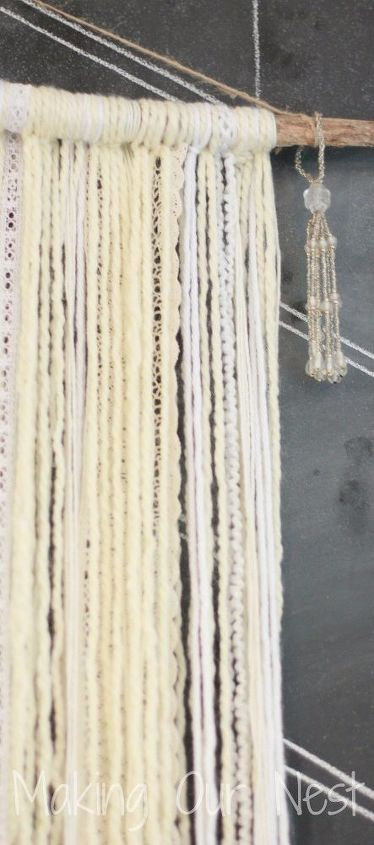 DIY Yarn Wall Hanging | Hometalk