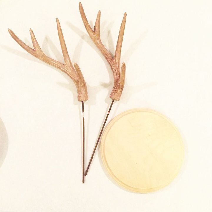 diy antler jewelry holder, crafts, how to, organizing, painted furniture, repurposing upcycling