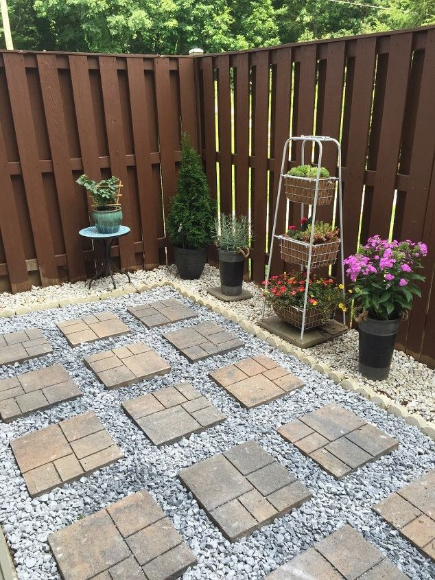 Backyard Makeover: DIY Landscaping Project | Hometalk on Backyard Renovation Ideas id=98496