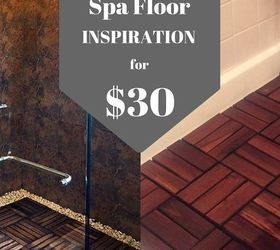 Ikea Spa Shower Floor Hack Hometalk