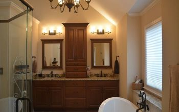 Smaller Bathroom With Large Results