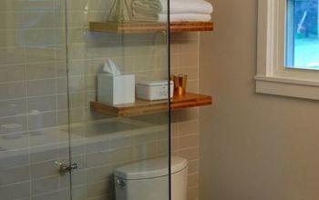 Mid-Century Bathroom Remodel