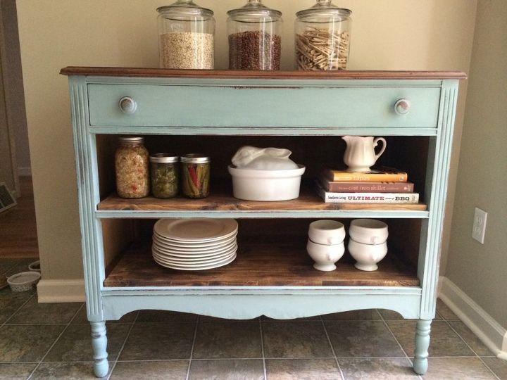 A Less Than Perfect Dresser Hometalk
