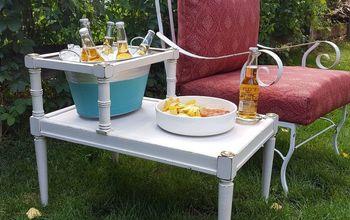 Backyard Drink Cart