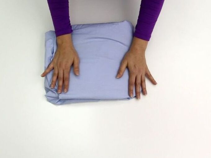 how to fold a fitted sheet, cleaning tips, how to, reupholster