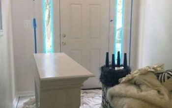 12 Clever Tricks to Turn Builder Grade Doors Into Custom Made Beauties