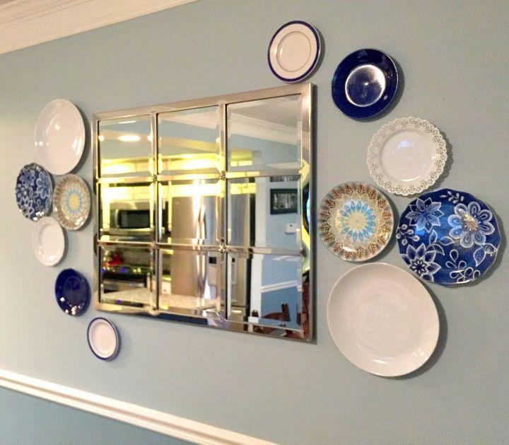 Using Plates as Wall Art | Hometalk