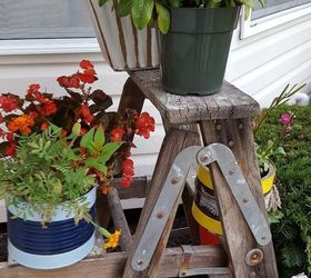 After Garden Deck Patio Decor, Container Gardening, Crafts, Decks, Gardening,  Outdoor