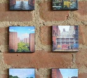 canvas mounted instagram photos crafts decoupage wall decor & Canvas Mounted Instagram Photos | Hometalk
