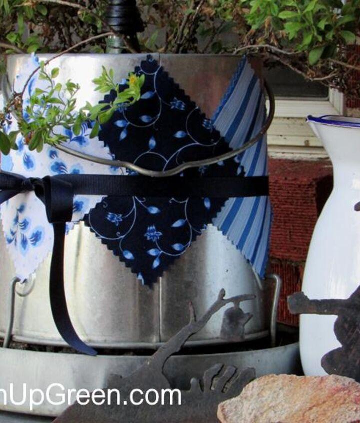 diy sweet tea chicken feeder planter, container gardening, crafts, how to