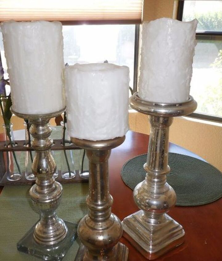 candle makeover, crafts, how to