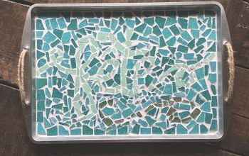 Mosaic Cookie Sheet Serving Tray