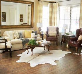 Living Room Reveal New Floors Are Finished, Flooring, Hardwood Floors, ...