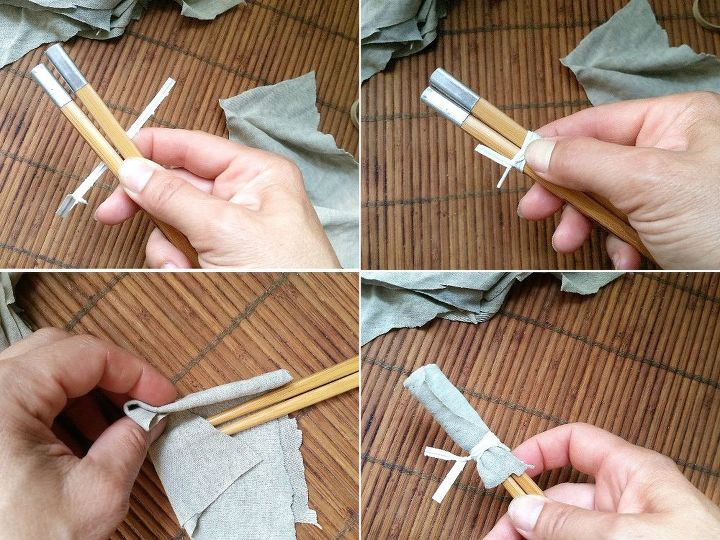 Let's put the Chopstick Tool together!