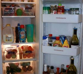 Superior Label The Compartments In Your Fridge