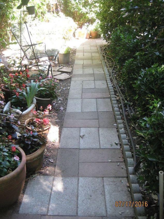 caps and bricks do a patio make, concrete masonry, how to, landscape, outdoor living, patio
