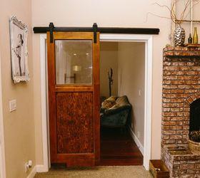 Diy Barn Slider Door, Doors, Painted Furniture
