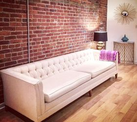 exposing cleaning a 100 year old brick wall hometalk rh hometalk com Faux Exposed Brick Wall Problems with Exposed Brick Walls