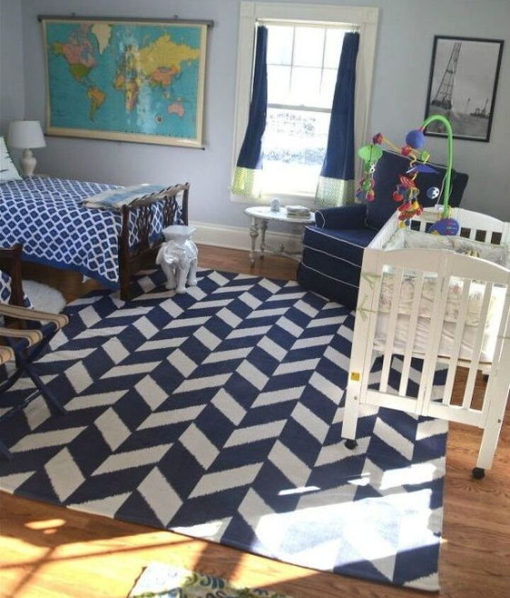 s 11 things you could be doing with your empty guest room, laundry rooms, Double your guest room as a nursery