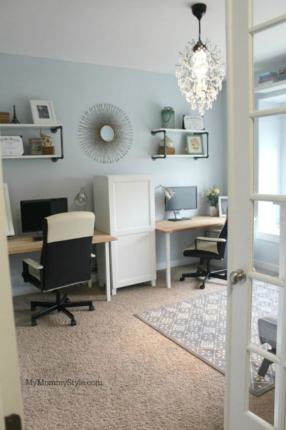 s 11 things you could be doing with your empty guest room, laundry rooms, Turn your room into an office