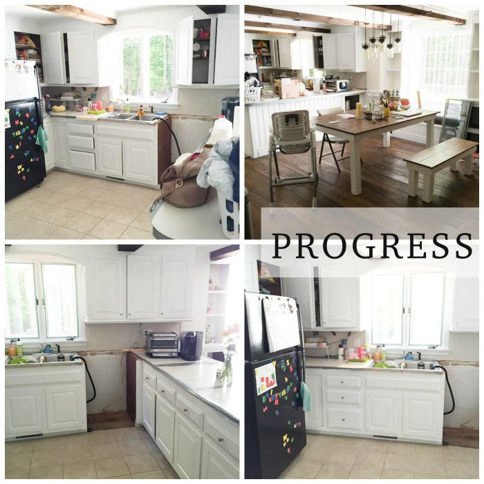Rustic Farmhouse Kitchen Makeover | Hometalk